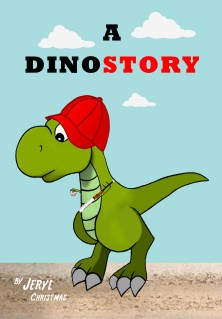 A Dinostory Cover new backgrd